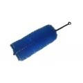 Šepetėlis kaljano kolbai (mėlynas)