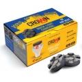CarboPol Crown greitai įdegama 40mm dėžutė (100 vnt. tablečių)