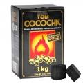 "Natūrali kokoso anglis ""Tom cococho PREMIUM GOLD"" 1KG"