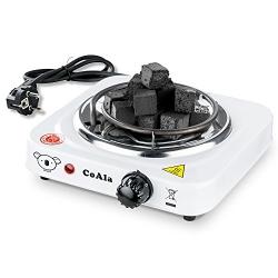 CoAla elektrinis natūralios anglies užkūriklis 1000W