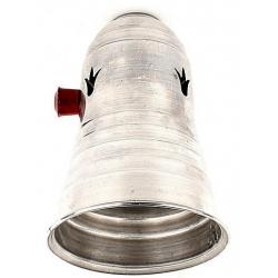 Gaubtas apsaugai nuo vėjo H=18cm (aliuminis)