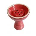 Išgaubta Aladin taurelė (raudona)