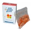 Iced shisha drebučiai skystyje (įvairūs vaisiai)