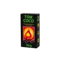 "Natūrali kokoso anglis ""Aladin Tom Coco"" 3KG"