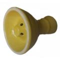 Vortex taurelė kaljanui 8 cm (geltona)