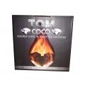 "Natūrali kokoso anglis ""Tom Cococho Diamond"" 1KG"