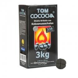 "Natūrali kokoso anglis ""Aladin Tom Cococha Silver"" 3KG"
