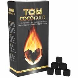 "Natūrali kokoso anglis ""Tom COCO GOLD""    3KG"